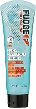 Voňavky, Parfémy, kozmetika Ochranné sérum proti teplu na vyhladenie vlasov - Fudge Prep Blow Dry Aqua Prim