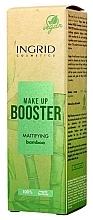 Voňavky, Parfémy, kozmetika Zmatňujúci booster na tvár - Ingrid Cosmetics Make Up Booster Mattifying Bamboo