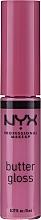 Sada - NYX Professional Makeup Diamonds & Ise (lip gloss/14x8ml) — Obrázky N12