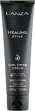 Voňavky, Parfémy, kozmetika Krém na zvýraznenie kučier - Lanza Healing Style Curl Define