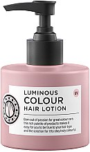 Voňavky, Parfémy, kozmetika Lotion na farbené vlasy s tepelnou ochranou - Maria Nila Luminous Colour Hair Lotion