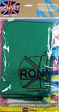 Voňavky, Parfémy, kozmetika Plášť, zelený - Ronney Professional Hairdressing Apron Green