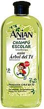 Voňavky, Parfémy, kozmetika Šampón s čajovníkovým olejom - Anian School Shampoo With Tea Tree Oil