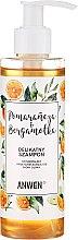 Voňavky, Parfémy, kozmetika Šampón s pomarančom a bergamotom pre normálnu až mastnú pokožku hlavy - Anwen Orange and Bergamot Shampoo