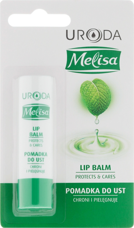 Balzam na pery - Uroda Melisa Protective Lip Balm