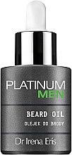 Voňavky, Parfémy, kozmetika Olej pre bradu - Dr Irena Eris Platinum Men Beard oil