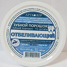 """Voňavky, Parfémy, kozmetika Zubný prášok """"Bielenie"""" - Artkolor"""