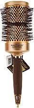 Voňavky, Parfémy, kozmetika Kefa na vlasy 62 mm - Olivia Garden Nano Thermic Ceramic + Ion Thermic Contour Thermal d 62