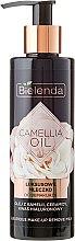 Voňavky, Parfémy, kozmetika Odličovacie mlieko - Bielenda Camellia Oil Luxurious Make-up Removing Milk