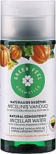 Voňavky, Parfémy, kozmetika Micelárna voda s tekvicou - Green Feel's Micellar Water