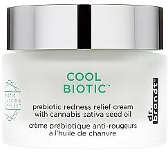 Voňavky, Parfémy, kozmetika Osviežujúci a upokojujúci krém na tvár s prebiotikami - Dr. Brandt Cool Biotic Prebiotic Redness Relief Cream