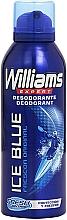 Voňavky, Parfémy, kozmetika Dezodorant v spreji - Williams Ice Blue Deodorant