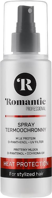 Termoocrhanný sprej na vlasy - Romantic Professional