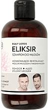 """Voňavky, Parfémy, kozmetika Posilňujúci a regeneračný elixír a šampón na vlasy """"Biely lotos"""" - WS Academy"""