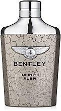 Voňavky, Parfémy, kozmetika Bentley Infinite Rush - Toaletná voda