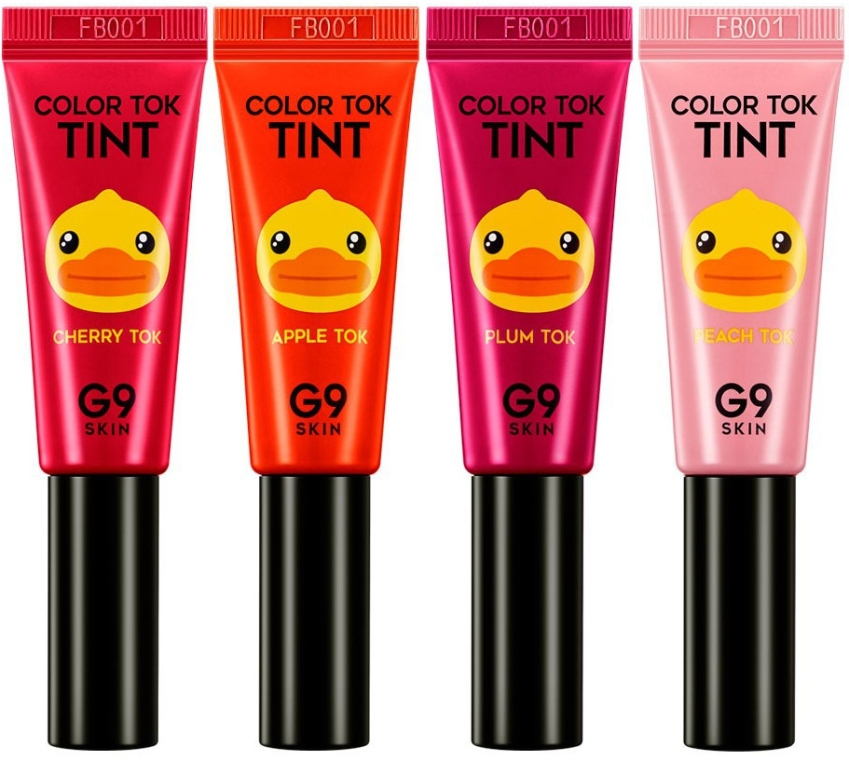Tint na pery - G9Skin Color Tok Tint