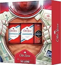 Voňavky, Parfémy, kozmetika Sada - Old Spice Whitewater Astronaut (sh/gel/50ml +deo/50ml + ash/lot/100ml)