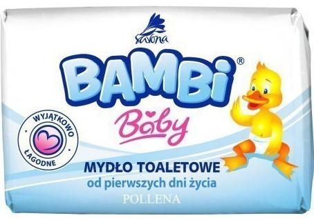 Detské mydlo - Bambi Baby — Obrázky N1