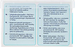 Detské vatové tyčinky, 56 ks - Bel Baby Safety Cotton Buds — Obrázky N3
