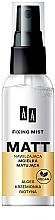 Voňavky, Parfémy, kozmetika Matujúci sprej na tvár - AA Matt Fixing Mist