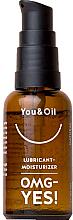 Voňavky, Parfémy, kozmetika Intímny lubrikačný gél OMG Yes - You & Oil Lubricant-Moisturizer OMG-Yes!