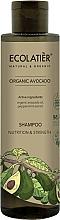 """Voňavky, Parfémy, kozmetika Šampón na vlasy """"Výživa a sila"""" - Ecolatier Organic Avocado Shampoo"""