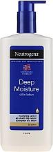 Voňavky, Parfémy, kozmetika Telesná emulzia - Neutrogena Deep Moisture Creamy Oil