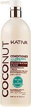 Voňavky, Parfémy, kozmetika Kondicionér na vlasy - Kativa Coconut Conditioner