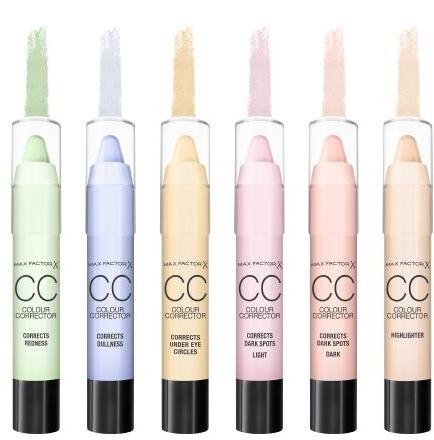 Korektor na tvár - Max Factor CC Colour Corrector Corrects Dark Spots Light — Obrázky N2