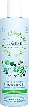 Voňavky, Parfémy, kozmetika Hydratačný a osviežujúci sprchový gél - Lumene Nordic Fresh Shower Gel