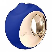Voňavky, Parfémy, kozmetika Orálny vibrátor - Lelo Ora 3 Midnight Blue