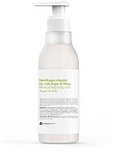 Voňavky, Parfémy, kozmetika Hydratačný lotion na telo - Botanicapharma Body Lotion Argan & Aloe