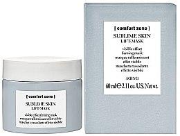 Voňavky, Parfémy, kozmetika Liftingová maska na tvár - Comfort Zone Sublime Skin Lift Mask