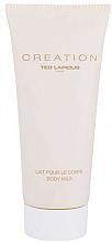 Voňavky, Parfémy, kozmetika Ted Lapidus Creation - Lotion na telo