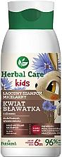 """Voňavky, Parfémy, kozmetika Detský micelárny šampón """"Kvietok nevädze"""" - Farmona Herbal Care Kids"""