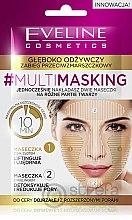 """Voňavky, Parfémy, kozmetika Maska na tvár """"Výživa a spevnenie"""" - Eveline Cosmetics Multi Masking"""