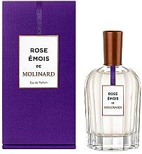 Voňavky, Parfémy, kozmetika Molinard Rose Emois - Parfumovaná voda