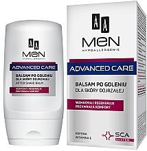 Voňavky, Parfémy, kozmetika Balzam po holení pre zrelú pleť - AA Men Advanced Care After Shave Balm For Mature Skin