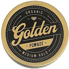 Voňavky, Parfémy, kozmetika Stylingová pomáda na vlasy - Golden Beards Golden Pomade