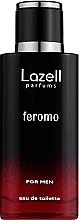 Voňavky, Parfémy, kozmetika Lazell Feromo - Toaletná voda