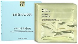 Voňavky, Parfémy, kozmetika Koncentrovaná obnovujúca očná maska, 4 ks. - Estee Lauder Advanced Night Repair Eye Mask