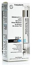 Voňavky, Parfémy, kozmetika Hydratačný krém na tvár - Frezyderm Moisturizing 24h Cream 20+