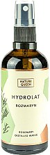 "Voňavky, Parfémy, kozmetika Hydrolat ""Rozmarín"" - Nature Queen Hydrolat"