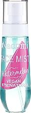 """Voňavky, Parfémy, kozmetika Sprej na tvár """"Melón"""" - Nacomi Face Mist Watermelon"""