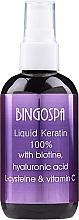 Voňavky, Parfémy, kozmetika Tekutý keratín na vlasy - Bingospa Liquid 100% Keratin with Biotine