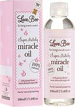 Voňavky, Parfémy, kozmetika Esenciálny olej proti striám - Love Boo Mummy Miracle Oil