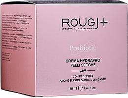 Voňavky, Parfémy, kozmetika Krém na suchú pokožku tváre - Rougj+ ProBiotic Crema Hydrapro