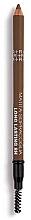 Voňavky, Parfémy, kozmetika Ceruzka na obočie - Rougj+ Glamtech 8H Long-Lasting Brow Pencil