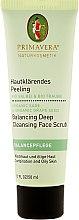 Voňavky, Parfémy, kozmetika Tvárovy peeling - Primavera Balancing Deep Cleansing Face Scrub
