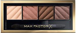 Voňavky, Parfémy, kozmetika Paleta tieňov na viečka - Max Factor Smokey Eye Drama Eyeshadow Kit Matte